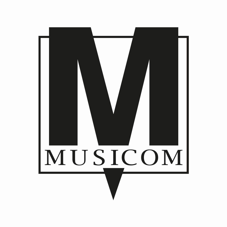 MUSICOM Logo